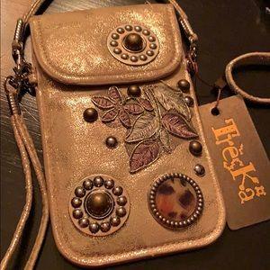 Treska, crossbody - phone or accessories